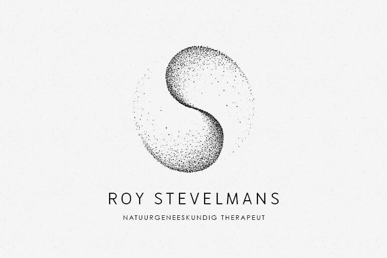 Logo & kaartjes Roy Stevelmans